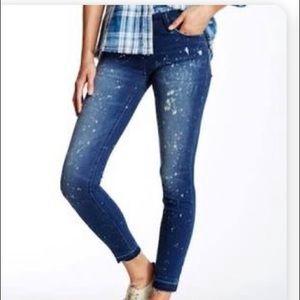 Blank NYC Paint Splatter Jeans